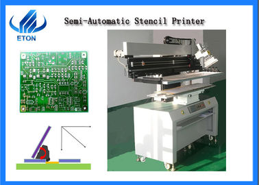 1200×250mm Printing Area SMT Mounting Machine PCB Screen Printing Machine