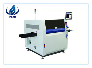 Full - Automatic LED SMT Stencil Printer Machine Stainless Steel PC Control ET-F400